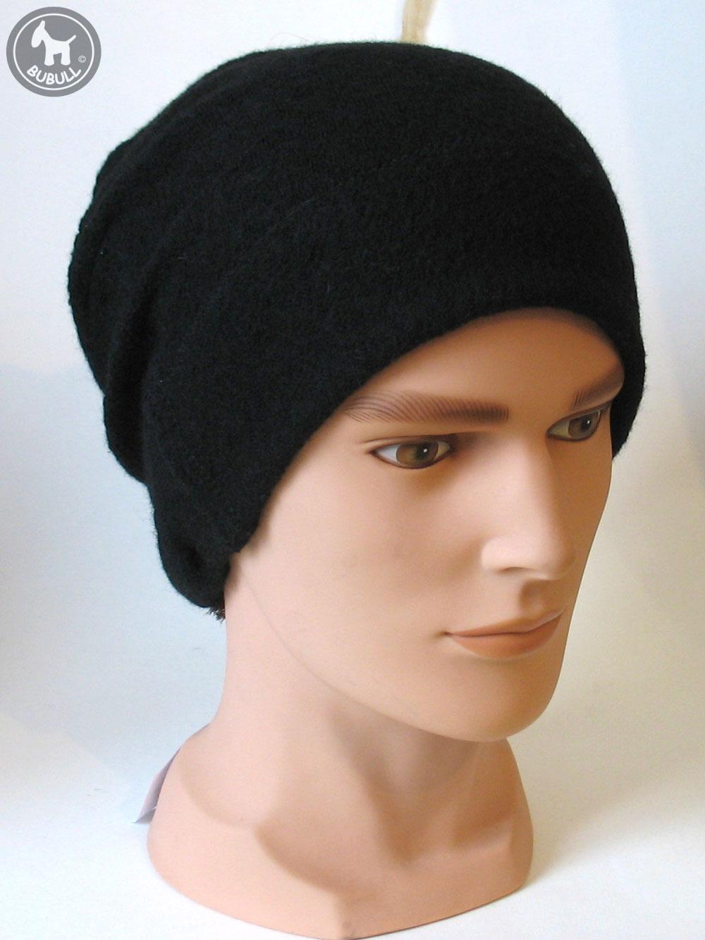 bonnet noir homme femme ref 1393. Black Bedroom Furniture Sets. Home Design Ideas