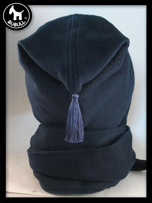Echarpe capuche bleue ref 674 bubull.fr 012d1490c36