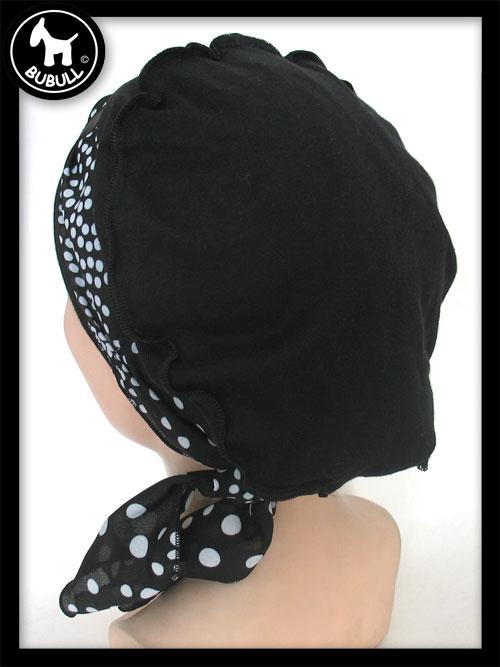 beret noir et blanc ref 849. Black Bedroom Furniture Sets. Home Design Ideas