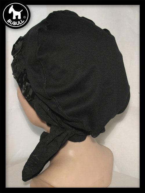 beret coton noir ref 886. Black Bedroom Furniture Sets. Home Design Ideas