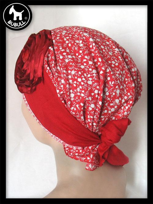 foulard rouge ref 977. Black Bedroom Furniture Sets. Home Design Ideas