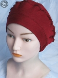 Bonnet  rouge cotton cap